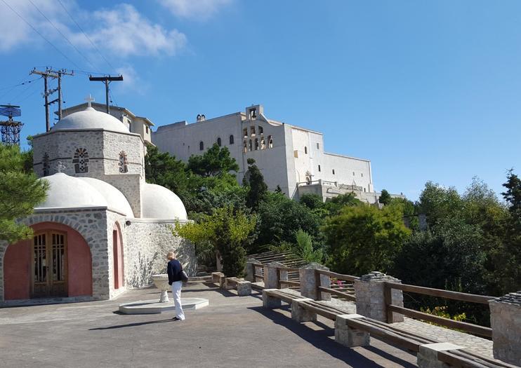 Monastery of Profitis Ilias (Moni Profitou Iliou)