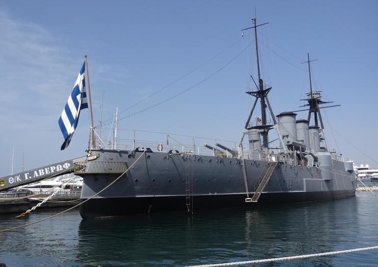 Floating Naval Museum—Battleship Georgios Averof