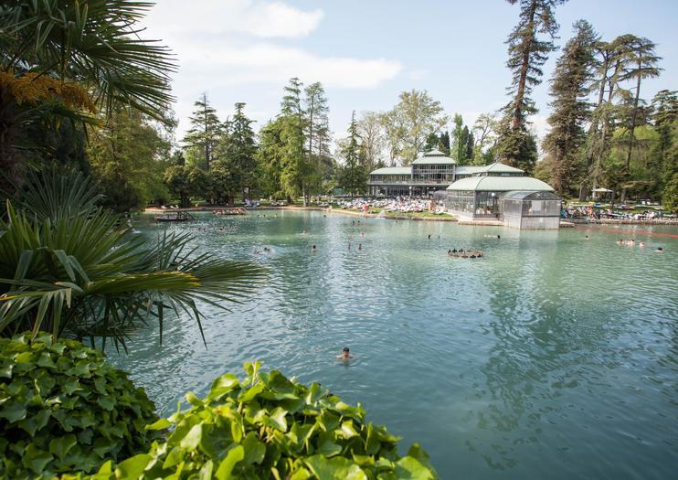 Parque Termal de Garda (Parco Termale del Garda)