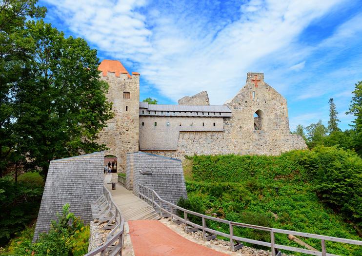 Livonian Order Sigulda Castle