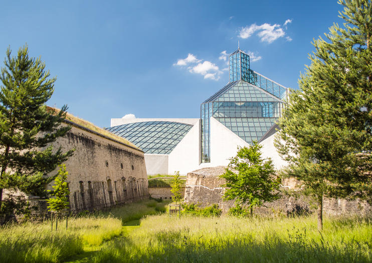 Grand Duke Jean Museum of Modern Art (MUDAM)