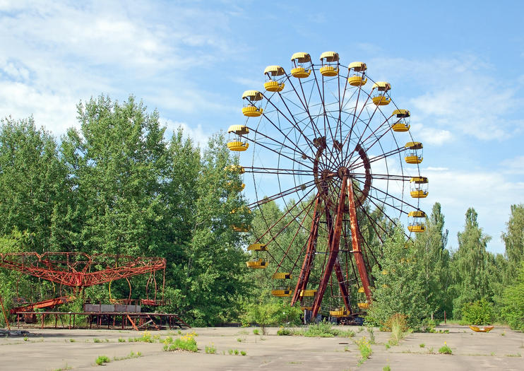 Pripyat Amusement Park Ukraine Tours & Admission Tickets