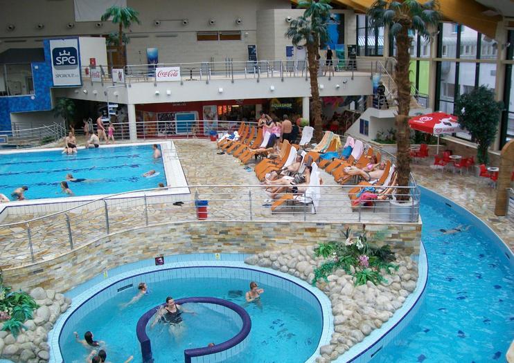 Aquapalace Praag