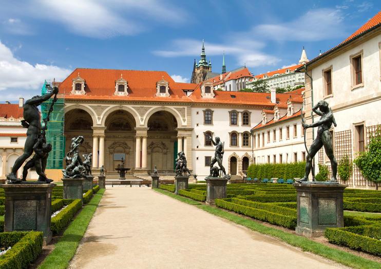 Wallenstein Palace Gardens (Valdstejnská Zahrada)