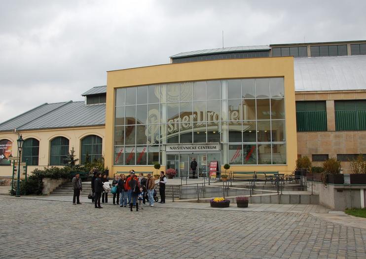 Pilsner Urquell Brewery (Plzenský Prazdroj)