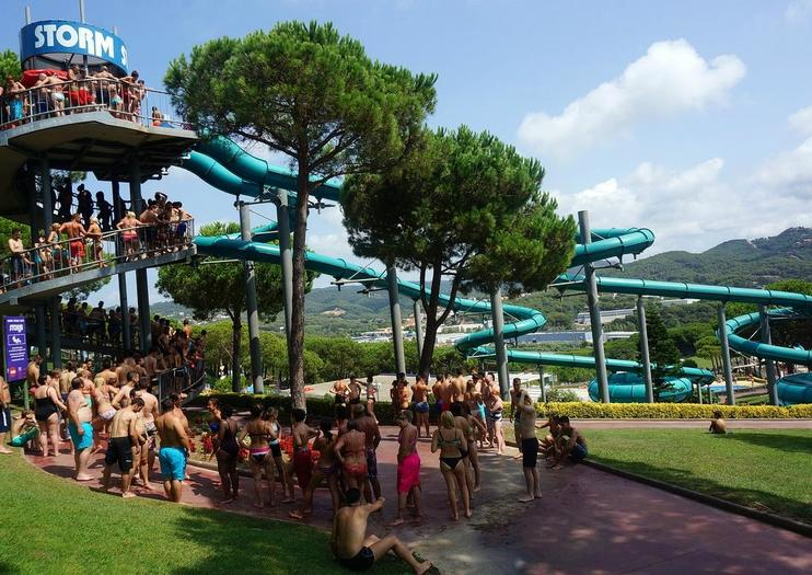 Water World Lloret