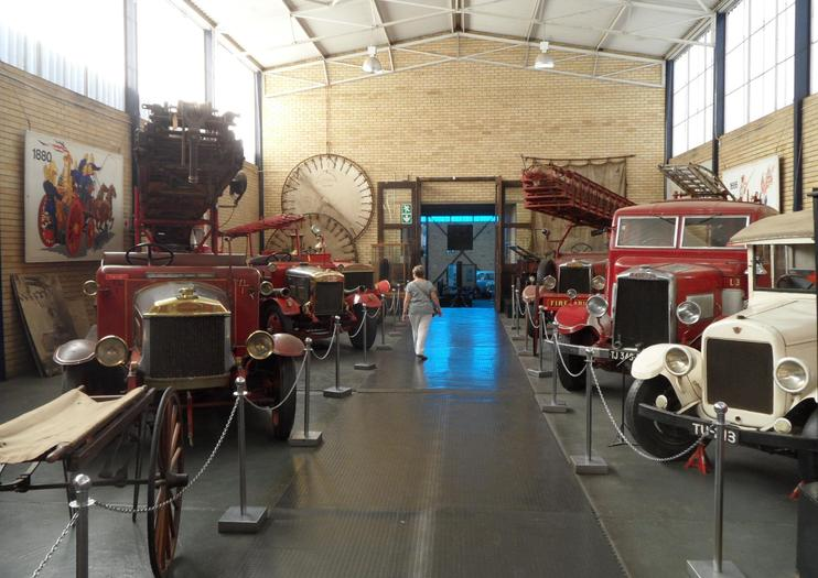 James Hall Transportmuseum