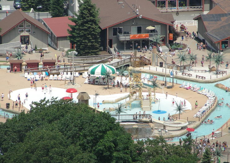 Set Against The Backdrop Of Pocono Mountains Camelbeach Mountain Is A Uniquely Scenic Waterpark And Place To Have Fun Take Break From