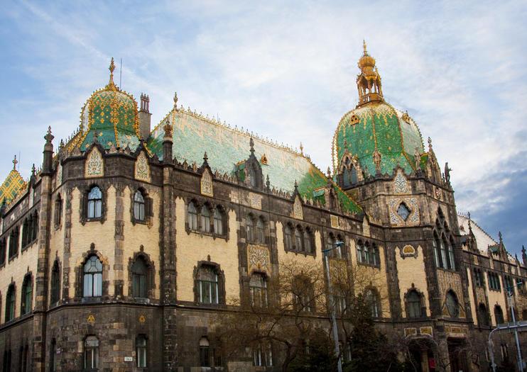 The Best Museum of Applied Arts (Iparmuvészeti Múzeum) Tours & Tickets 2021  - Budapest | Viator