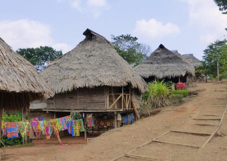 Pueblo Embera