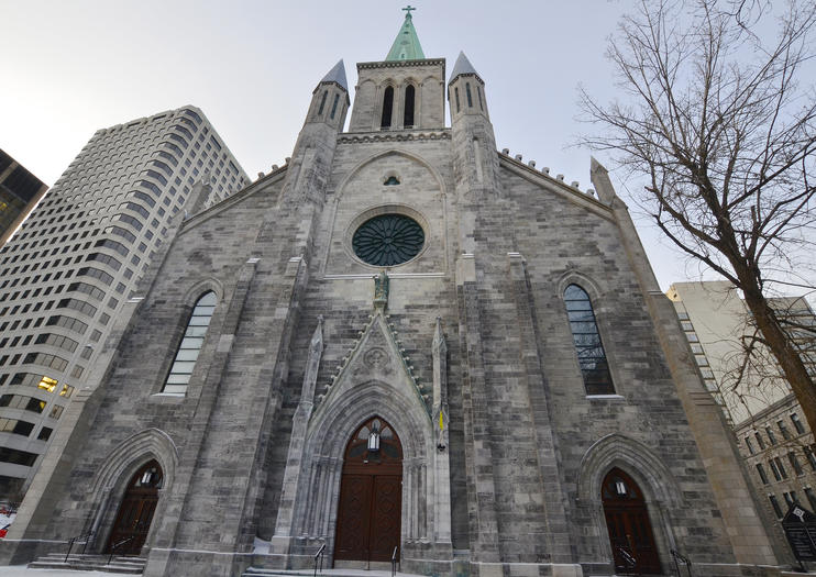 Montreal St. Patrick's Basilica