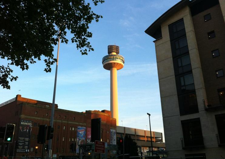 Radio City Tower (St. Johns Beacon)