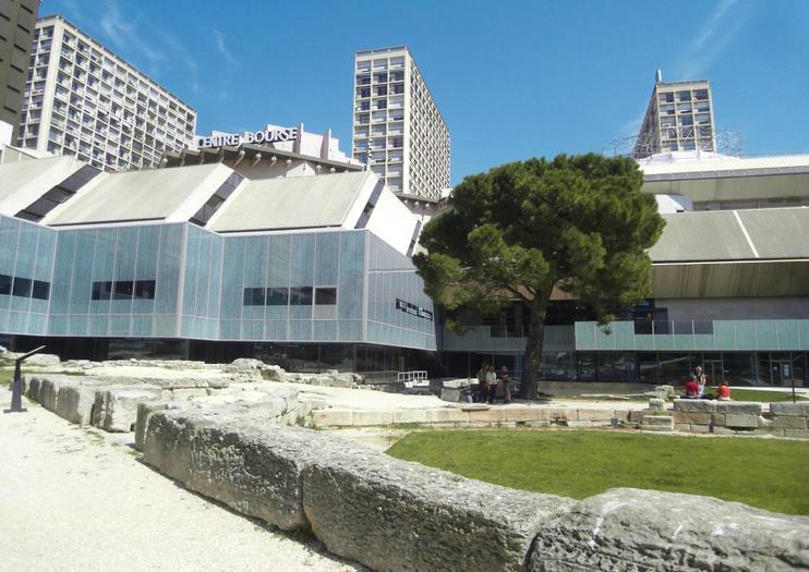 Geschichtsmuseum Marseille (Musée d'Histoire)