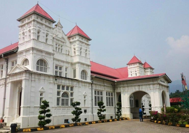 Perak Museum (Muzium Perak)