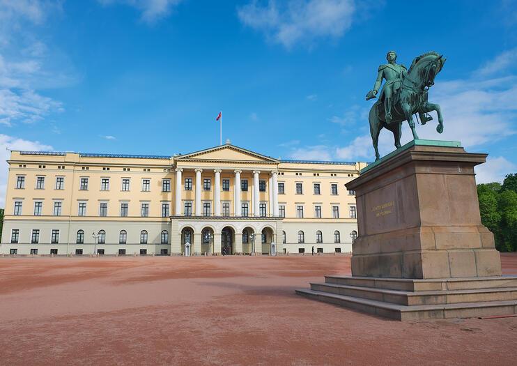 Oslo Royal Palace (Kongelige Slott)
