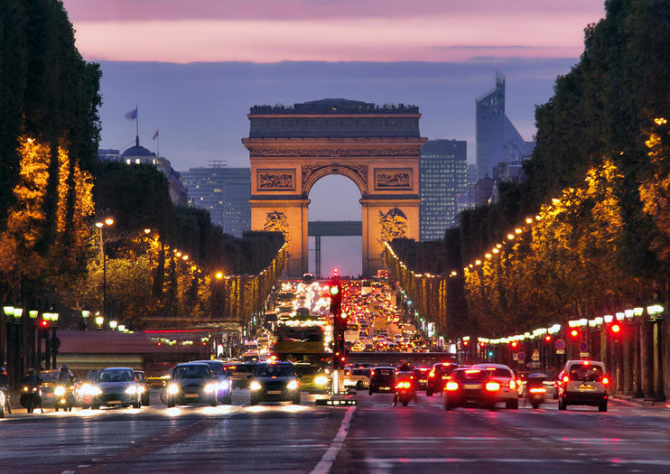 Avenue des Champs-Elysées