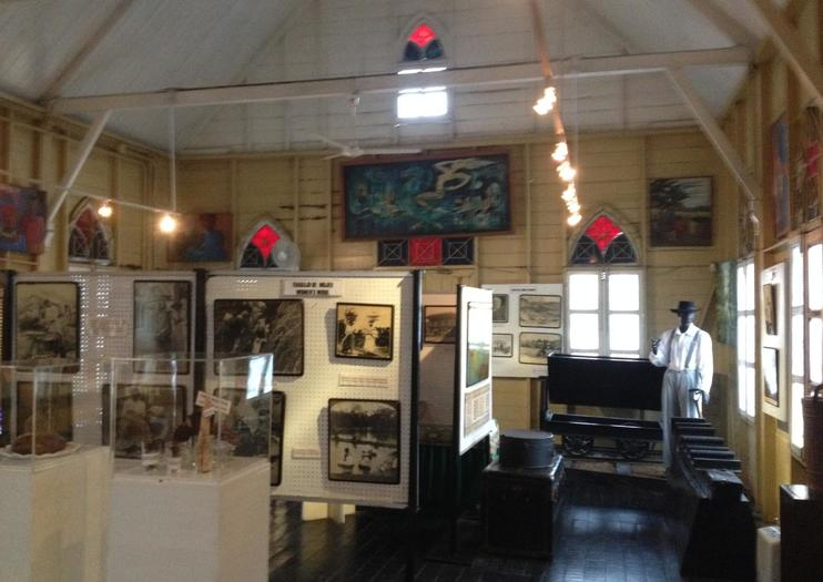 Museo Afro-Antillano di Panama