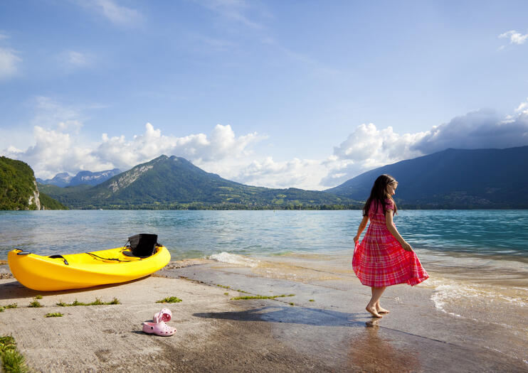 Lake Annecy (Lac d'Annecy)