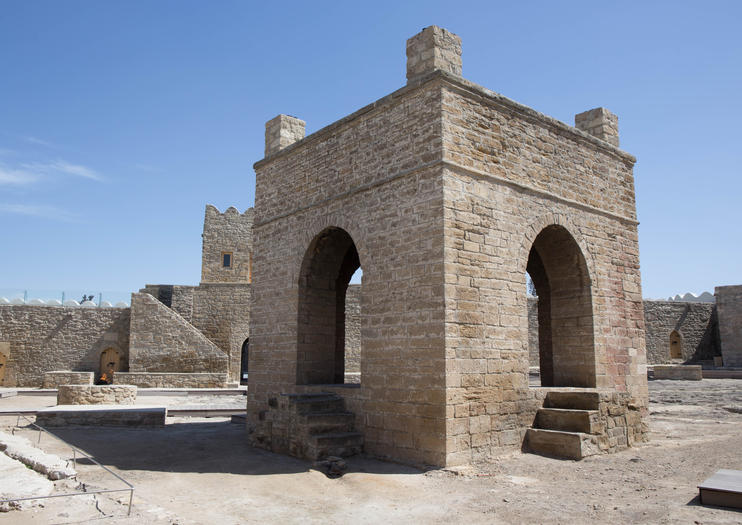 Ateshgah (Fire Temple)