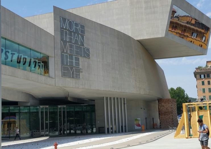 National Museum of 21st-Century Art (MAXXI)