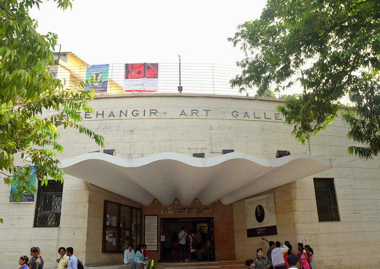Jehangir Art Gallery