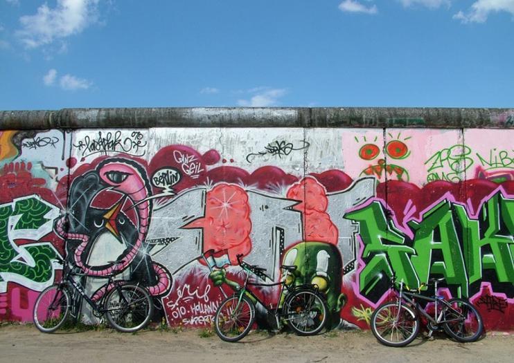 Graffiti-Touren in Europa