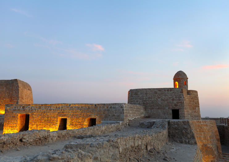 Bahrain Fort (Qal'at al-Bahrain)