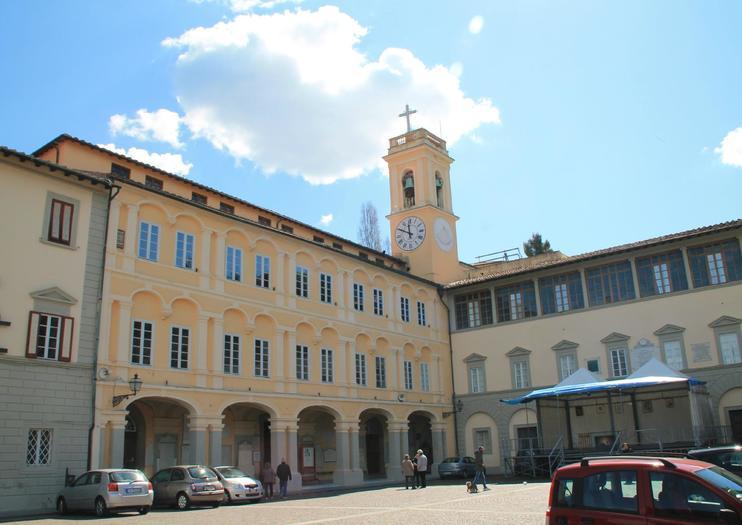 Sanctuary of Montenero (Santuario di Montenero)