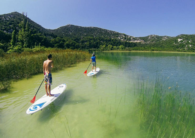 Bacina Lakes (Bacinska Jezera)