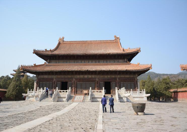 Östliche Qing-Gräber