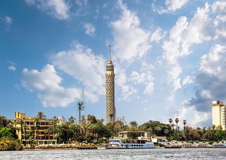 Cairo Tower (Burj al-Qahira)
