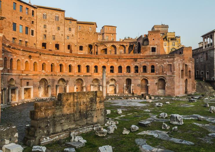Trajan's Market (Mercati di Traiano)