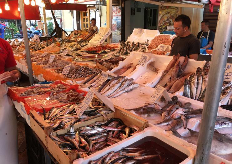 Ballarò Street Market (Mercato Ballarò)