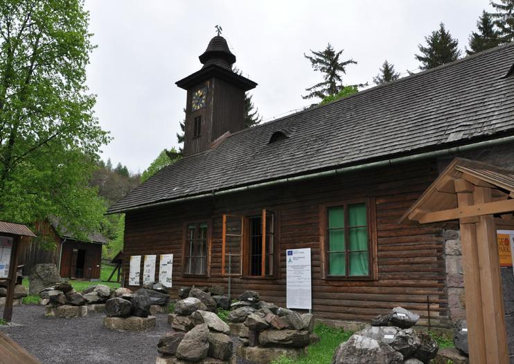Open-Air Mining Museum (Slovenské Banské Múzeum)