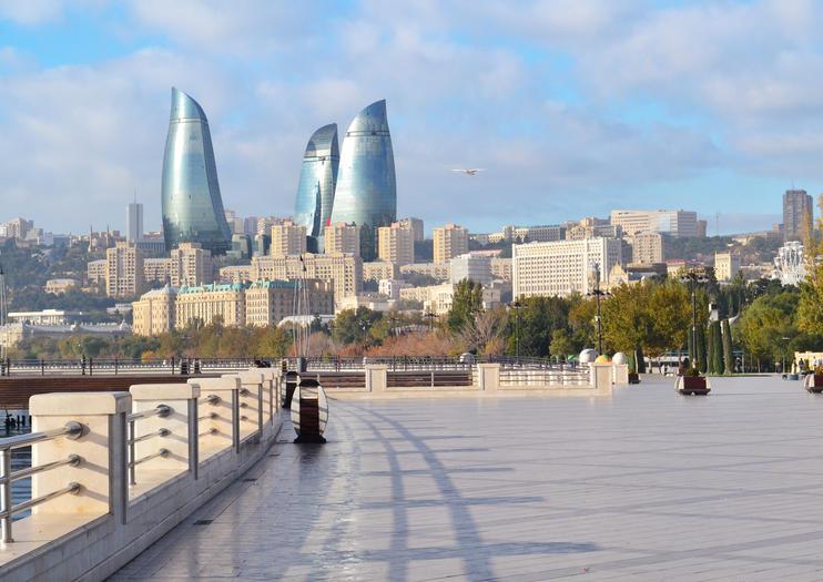 Boulevard de Bakou