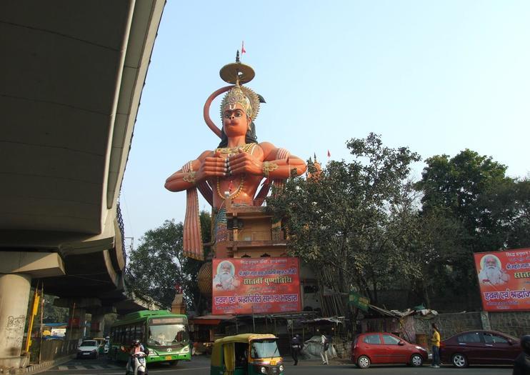 Hanuman Temple (Hanuman Mandir)