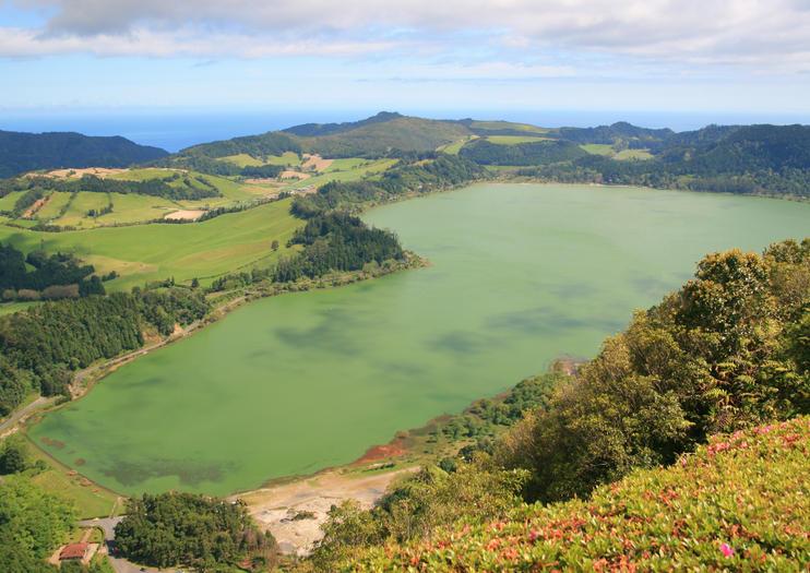 Lac de Furnas (Lagoa das Furnas)