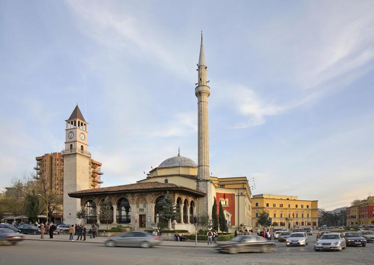 Et'hem Bey Mosque (Xhamia e Et'hem Beut)