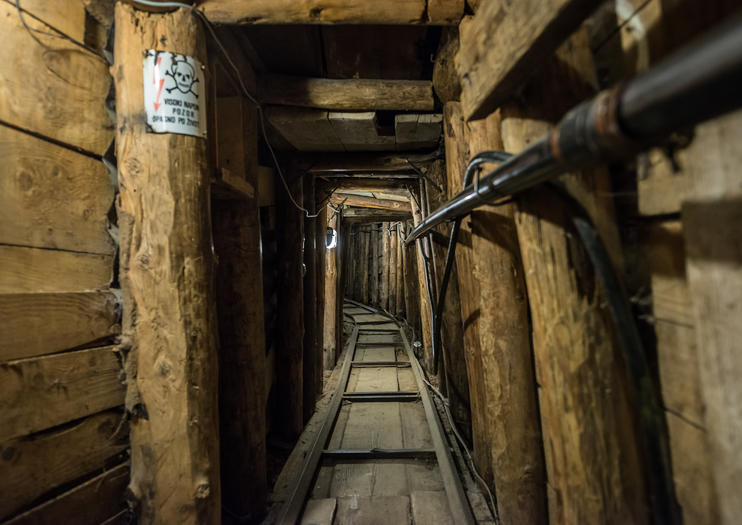 Sarajevo Tunnel (Tunel Spasa)