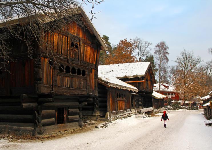 Museu da História Cultural Norueguesa