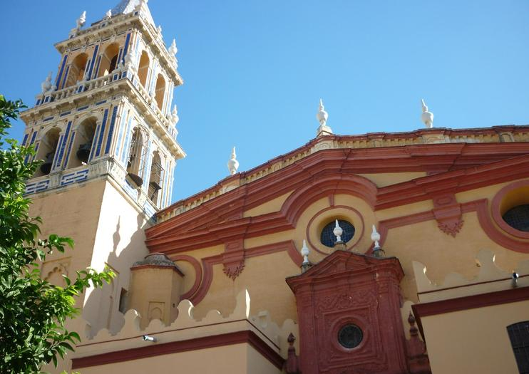 Santa Ana Kirche (Iglesia de Santa Ana)