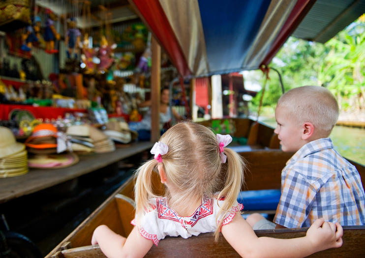 Things to Do in Bangkok With Kids