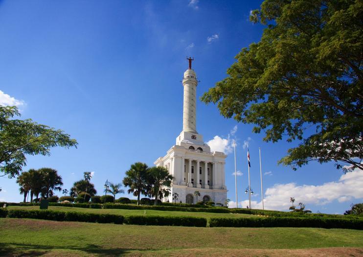Monument of Santiago (Monumento a los Héroes de la Restauración)