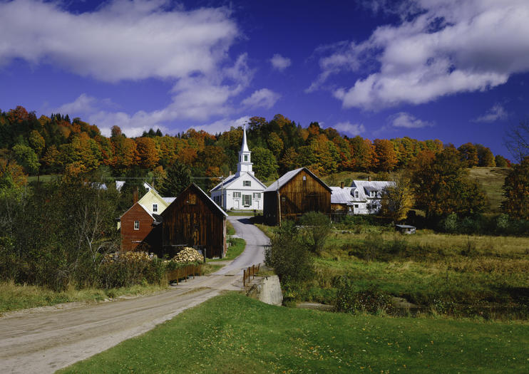 How to Experience Autumn in New England