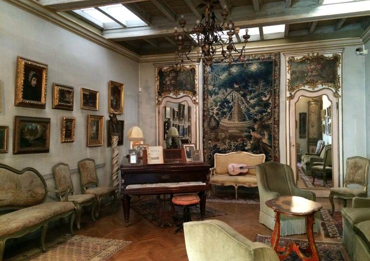 Pietro Canonica Museum (Museo Pietro Canonica)