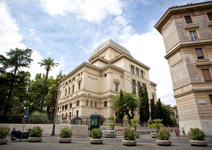Jewish Museum of Rome (Museo Ebraico di Roma)