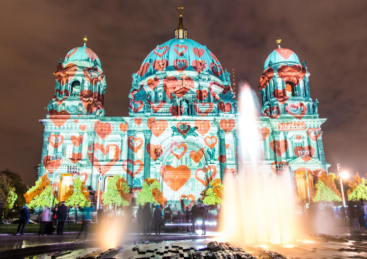 Light Festivals in Berlin