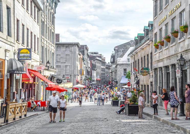 Saint Paul Street (Rue Saint-Paul)