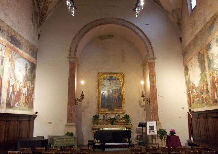 Oratory of Santa Cecilia (Oratorio Di Santa Cecilia)