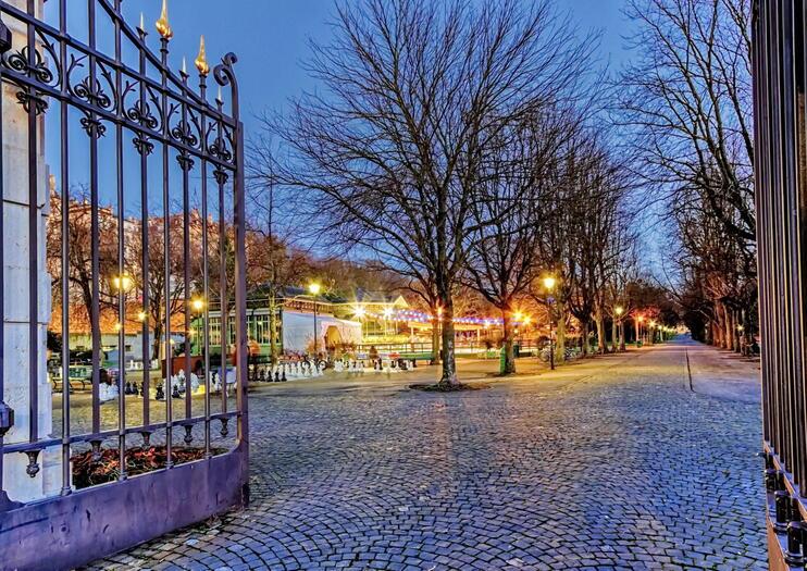 Bastions Park (Parc des Bastions)